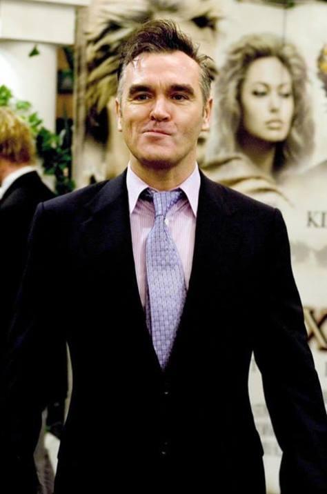 Steven Patrick Morrissey.