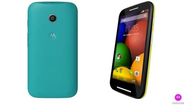 Moto E: Futuro lançamento da Motorola