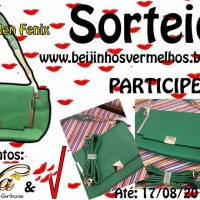 SORTEIO - Beijinhos Vermelhos