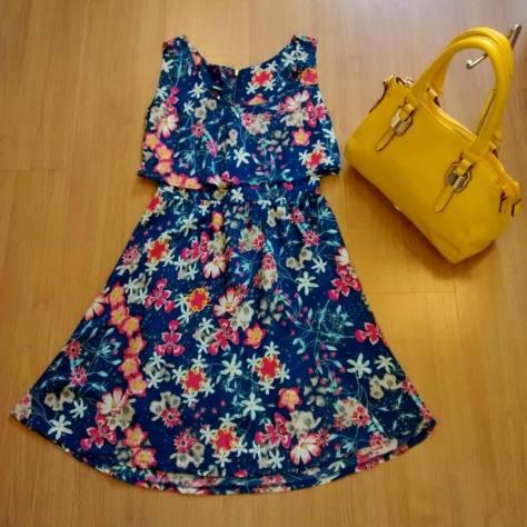 A cara da primavera! Esse vestido é muito amor! <3 Via: 4UModas