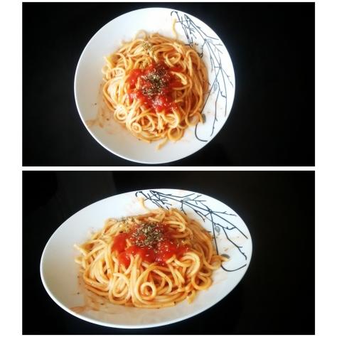 Espaguete - Porque eu amo massas! :D