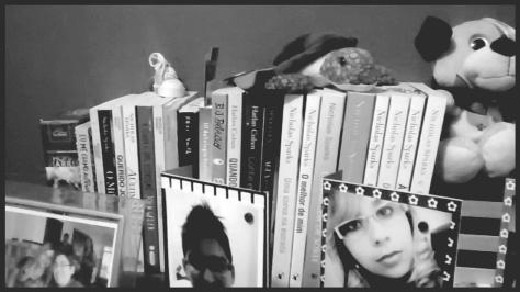 Alguns dos meus bebês...amo meus livros <3