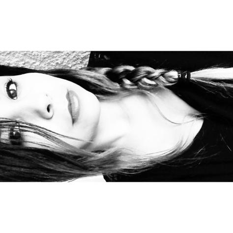 Eu já disse que amo fotos em preto e branco? haha <3