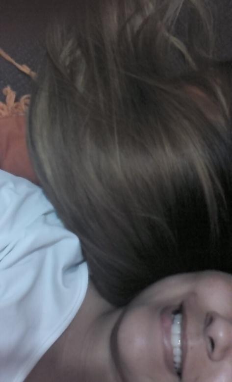 Já disse que tô amando meu cabelo? Então ... haha <3